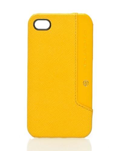 Piquadro Funda iPhone 4/4S Amarillo