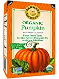 Farmer's Market Organic Pumpkin Puree, 15 Ounce (Pack of 12)