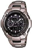 [カシオ]Casio 腕時計 G-SHOCK MR-G 深層硬化処理+DLCコーティング 世界6局電波対応ソーラーウォッチ MRG-7600D1BJF メンズ
