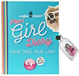 Mickey Gill New! Girl Diary: Your Days, Your Way! [With Lock] (Coke Or Pepsi?)