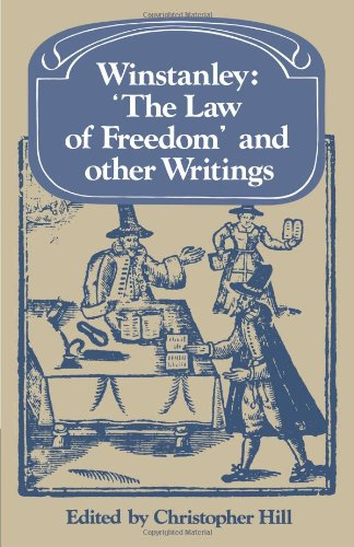 Winstanley 'The Law of Freedom' and other Writings (Past...