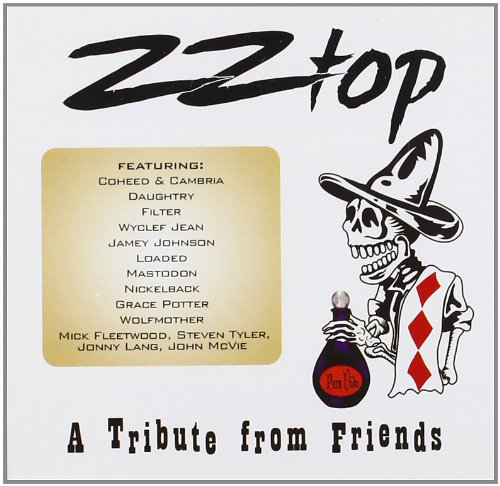 Zz Top: Tribute From Friends