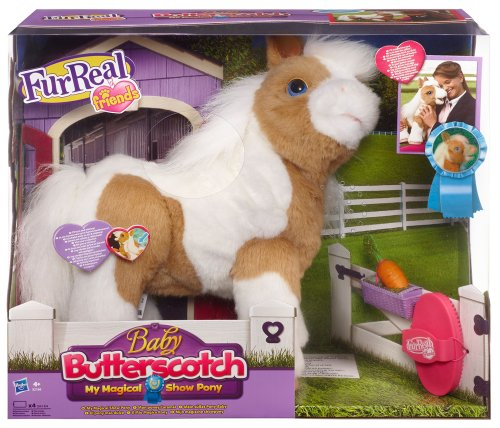 Furreal Friends Baby Pony - Peluche interactivo