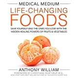 Anthony William (Author) Release Date: November 8, 2016Buy new:  $26.99  $18.42