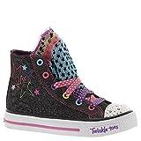 SKECHERS Kids' Twinkle Toes-Hip Chix HighTop Sneaker Pre/Grade School Thumbnail Image