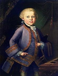 Bilder von Wolfgang Amadeus Mozart
