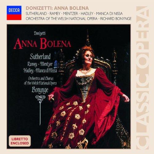 Anna Bolena (Sutherland) - Donizetti - CD