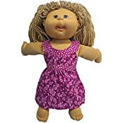 Get Ready For Summer Fun For Cabbage Patch Kid Doll Dress