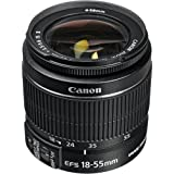 Canon EF-S 18-55mm f/3.5-5.6 IS SLR Lens White Box