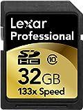 Lexar Professional 133x 32GB SDHC Card