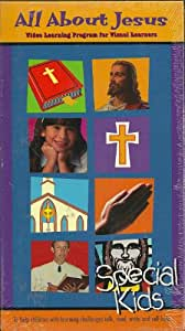 All About Jesus: Video Learning Program For Visual Learners [VHS]