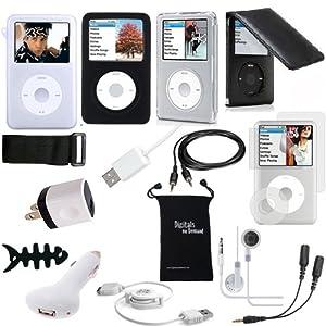 15-Item iPod classic Accessory Bundle