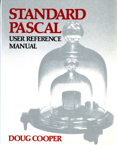 Standard Pascal User Reference Manual