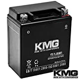 KMG   Kawasaki 250 KLX250S SF 2006 2012 YTX7L BS Sealed Maintenace Free Battery High Performance 12V SMF OEM Replacement Maintenance Free Powersport Motorcycle ATV Scooter Snowmobile KMG