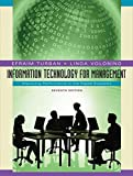 Information Technology for Management: Improving Performance in the Digital Economy