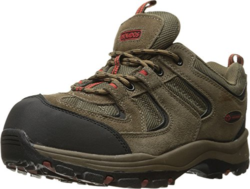 Nevados Men's Boomerang II Low Trail Shoe, Chocolate Chip/Ginger Red, 10.5 M US