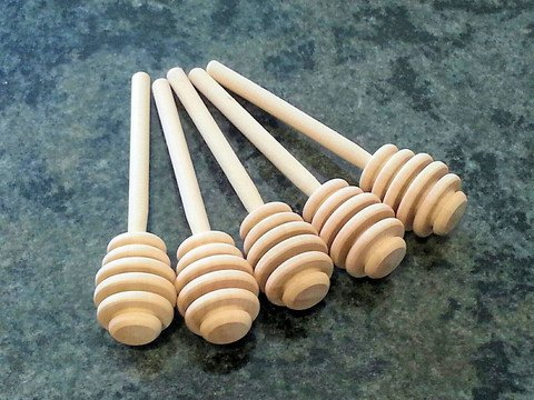 Buy Discount Honey Dippers - 4 Inch Size (50)