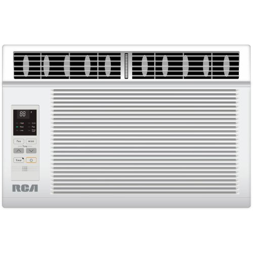 RCA RACE8002E 8,000 BTU 115V Window Air Conditioner with Remote Control (8000 Btu Air Conditioner compare prices)