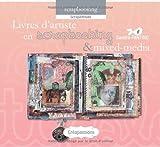 echange, troc Sandra Fantino - Livres d'artiste en scrapbooking et mixed-media