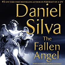 The Fallen Angel | Livre audio Auteur(s) : Daniel Silva Narrateur(s) : George Guidall
