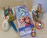 Frozen Elsa & Anna Girls Easter Gift Basket by Disney