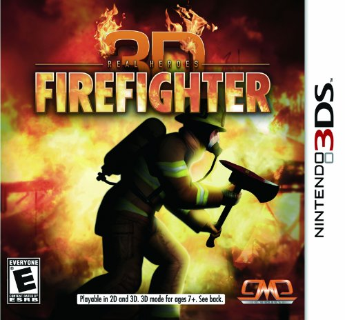Firefighter 3D - Nintendo 3DS - 1