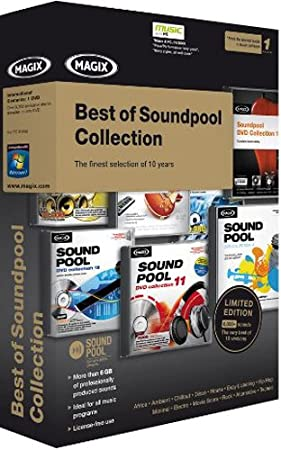 Magix Best of Soundpool Collection (PC/Mac) [Import]