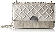 Aldo Pygmy Cross Body, Silver, One Size