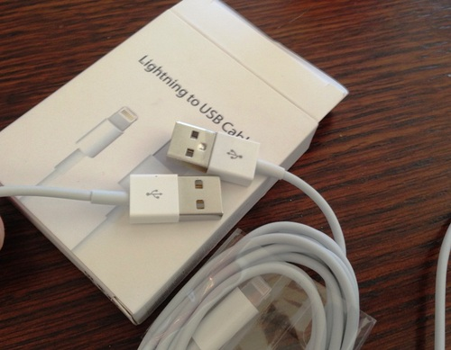 Anyway To Tell A Genuine Apple Lightning Cable