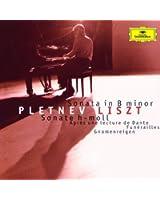 リスト:ピアノ・ソナタ ロ短調