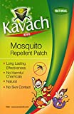 Kavach Mosquito Repellent Patch 20 patch per pack - 2 Packs
