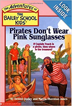 Amazon.com: Pirates Don't Wear Pink Sunglasses (The