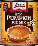 Libby's Pumpkin Pie Mix, Easy Pumpkin, 30 oz