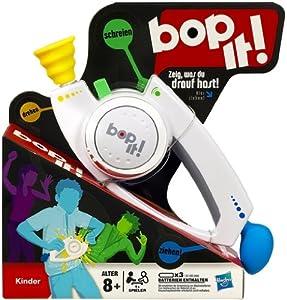 """Hasbro 07789100 - Juego de acción """"Bop It"""" (en alemán)"""