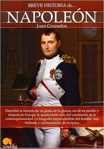 Breve Historia De Napoleon ISBN-13 9788499674650
