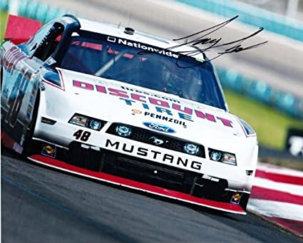 Racing Road Signs Road Race Signed Nascar
