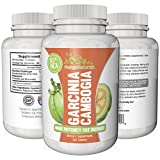 85% HCA Garcinia Cambogia Extract (New Highest Potency) - Pure & Natural Weight Loss Supplement - Highest Dosage & Best Formula - Fully Garunteed by MangaNaturals