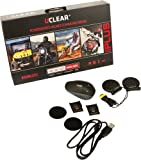 UCLEAR HBC100 PLUS Sports Helmet Communicator Bluetooth Headset