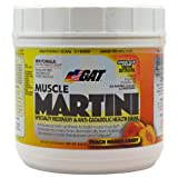 GAT - Muscle Martini Peach Mango Candy, 360 g powder