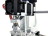 [REPRAPGURU] DIY RepRap Prusa I3 V2 Clear 3D Printer Kit With Molded Plastic Parts USA Company from REPRAPGURU