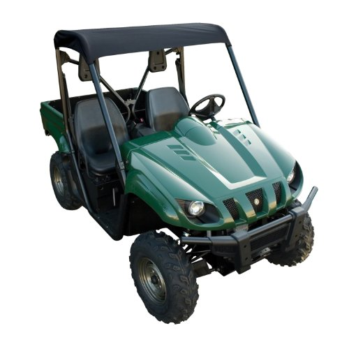 Classic Accessories 18-032-010401-00 QuadGear Black UTV Mule Cabin Top