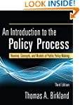An Introduction to the Policy Process...