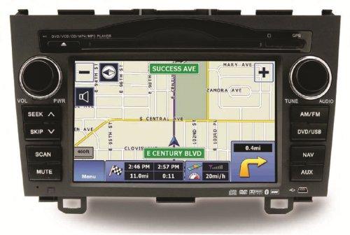 Myron U0026 Davis NV7CRV1 2007 2011 Honda CRV In Dash Navigation System Review