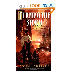 Turning the Storm Naomi Kritzer