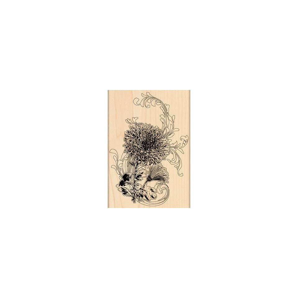 Penny Black Rubber Stamp 3.5X5 Resplendent Arts, Crafts