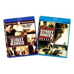 Street Kings 1&2 (Two-Pack) [Blu-ray]