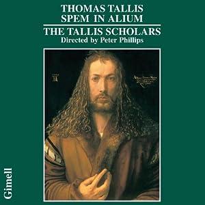 Tallis: Spem in Alium, Salvator Mundi