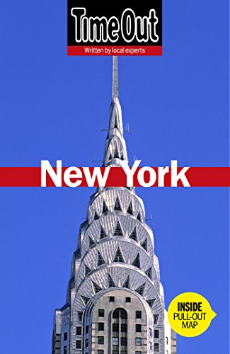 time out new york 23rd edition guide turistiche