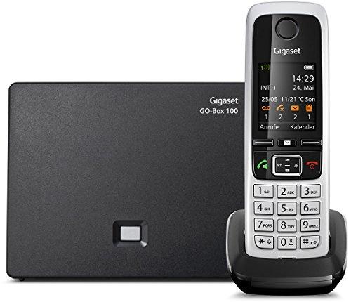 Gigaset C430A GO Hybrid-Dect-Schnurlostelefon (analog und...