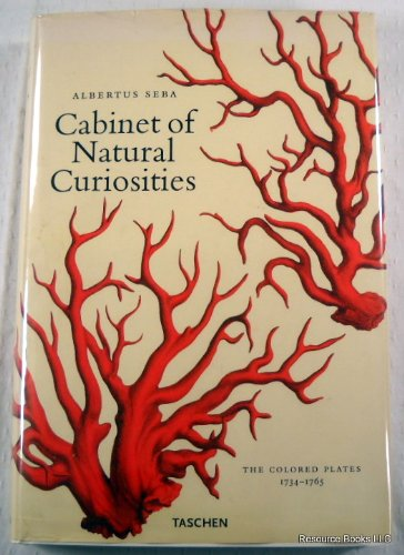 Cabinet of Natural Curiosities (The Colored Plates 1734-1765) (Cabinet Of Natural Curiosities compare prices)